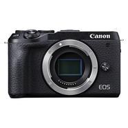 Máquina Fotográfica CANON M6 Mark II (32.5 MP – Sensor: APS-C – ISO: 100 a 51200)