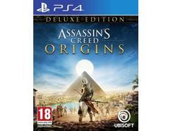 Jogo PS4 Assassin's Creed Origins (Deluxe Edition)
