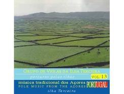 CD Vários – Grupo Violas Ilha Terceira Vol.13