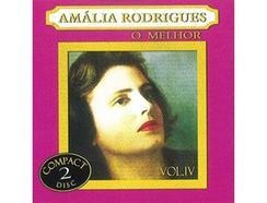 CD Amália Rodrigues – O Melhor (Vol IV)