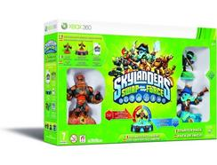 Jogo Xbox 360 Skylanders Sf Pack Inicio