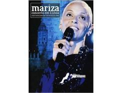 CD/DVD Mariza – Concerto em Lisboa