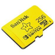 Cartão de Memória MicroSDXC Nintendo Switch 256GB