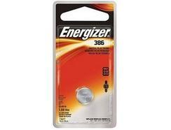 Pilha ENERGIZER Silver Oxide 386 Bl1