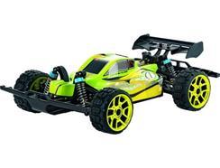 Carro Telecomandado CARRERA-TOYS Lime Star (Idade Mínima: 14 – Até: 50 km/h – Alcance: 50 m)