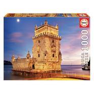 Puzzle Torre de Belém 1000 peças Educa