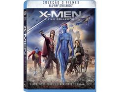 Blu-Ray Pack X-Men Prequela Steelbook