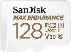 Cartão de Memória MicroSDHC SanDisk Max Endurance 128 GB