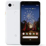 "Google Pixel 3a XL 6"" 4GB 64GB 4G Clearly White"