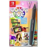 Colors Live! Inclui Caneta – Nintendo Switch