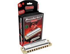 Harmónica HOHNER Mari Thunderbird 2011/20AX (Afinação: A – Aço Inoxidável)