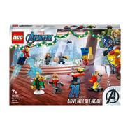 Os Vingadores: LEGO Super Heroes Calendário de Advento