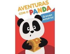 Livro Aventuras Com o Panda: Grandes Mistérios de vários autores