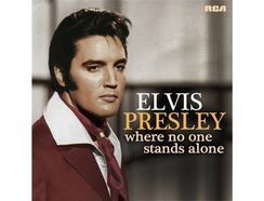 Vinil LP Elvis Presley – Where No One Stands Alone