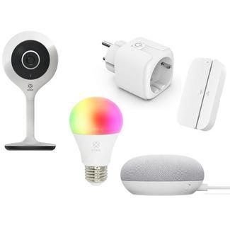 Kit Segurança Smart Home WOOX NM