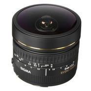 Objetiva SIGMA 8mm/3.5 EX DG para Canon