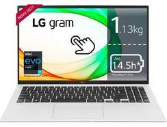 """Portátil LG Gram 15Z90P-H.AP77P (15.6"""" – EVO Intel Core i7-1165G7 – RAM: 16 GB – 1 TB SSD – Intel Iris Xe)"""