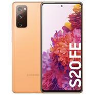 "Smartphone SAMSUNG Galaxy S20 Fan Edition (6.5"" – 6 GB – 128 GB – Laranja)"