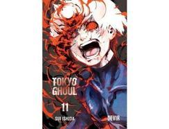 Manga Tokyo Ghoul 11 de Sui Ishida