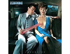 CD+LP Scorpions: Lovedrive