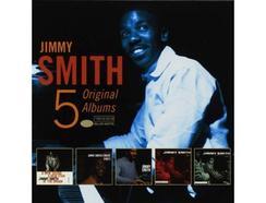 CD Jimmy Smith – 5 Original Albums Vol. 2