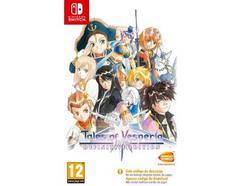 Jogo Nintendo Switch Tales of Vesperia – Edição definitiva (Código de Descarga)