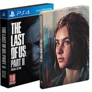 Jogo PS4 The Last of Us II (Edition Special – M18)