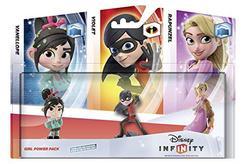 Figura DISNEY Infinity Girl: Power Pack (Pack 3 Figuras)