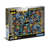 Puzzle Batman 1000 Peças – Impossible