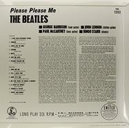 Vinil The Beatles: Please Please Me-Mono