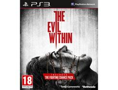 Jogo PS3 The Evil Within
