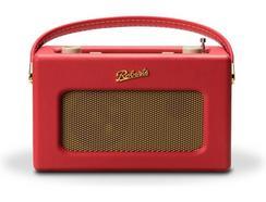 Rádio Portátil ROBERTS Revival RD70 Vermelho