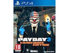 Payday 2 – Crimewave Edition – Jogo PS4