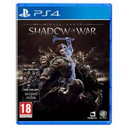 Middle-Earth: Shadow of War – PS4