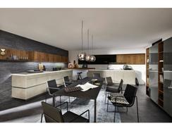 Cozinha Moderna Wood Cinza