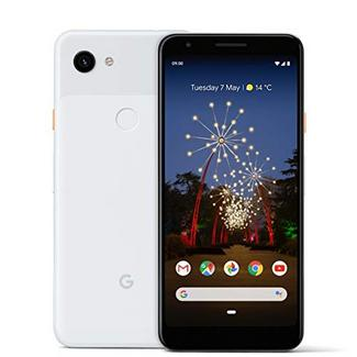 "Google Pixel 3a 5,6"" 4GB 64GB 4G Clearly White"