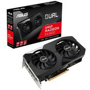 Asus AMD Radeon RX6600 DUAL 8GB GDDR6