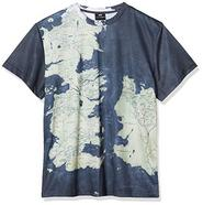 T-Shirt GAME OF THRONES Mapa de Westeros M