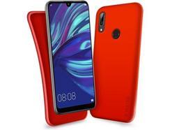 Capa Huawei Y7, Y7 Prime 2019 SBS Polo Vermelho