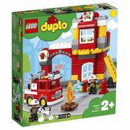 LEGO DUPLO Town: Quartel dos Bombeiros