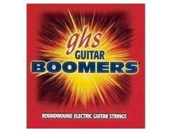Jogo de Cordas Guitarra Elétrica GHS GB-M (Níquel – Calibre: .011 – .015 – .018 – .026 – .036 – .050)