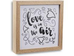 Quadro VERSA Luz Love Is In The Air