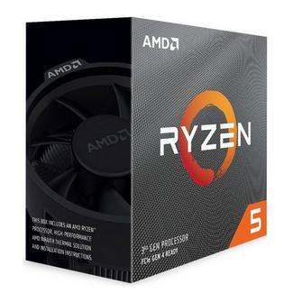 AMD Ryzen 5 3600X Hexa-Core 3.8GHz c/ Turbo 4.4GHz