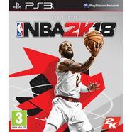 NBA 2K18 – PS3