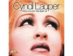 CD CYNDI LAUPER TRUE COLORS: THE BEST OF