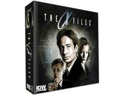 Jogo de Tabuleiro The X-Files (Idade Mínima: 13 – Nível Dificuldade: Baixo)