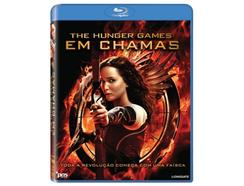 Blu-Ray The Hunger Games 2 – Em Chamas