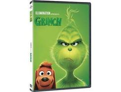 DVD The Grinch (Dobrado: Sim)