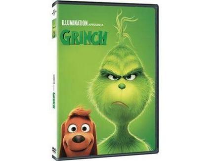 DVD The Grinch (Dobrado: Sim)