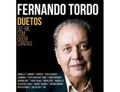 CD Fernando Tordo – Duetos (2CDs)